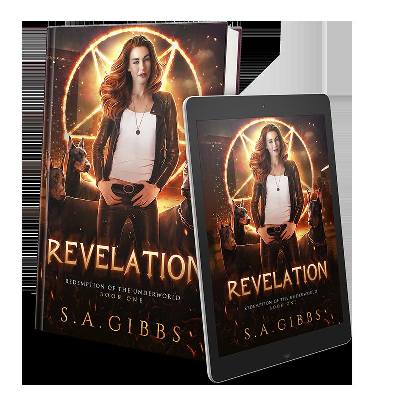 Revelation by Sharon Gibbs